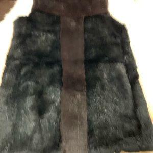 525 America Other - 525  Merican  luxe rabbit fur vest